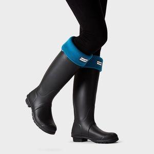 Hunter Tall Boot Socks in Sapphire